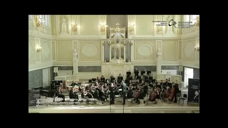 Tsvetana Omelchuk Mozart Sestos Aria Parto parto