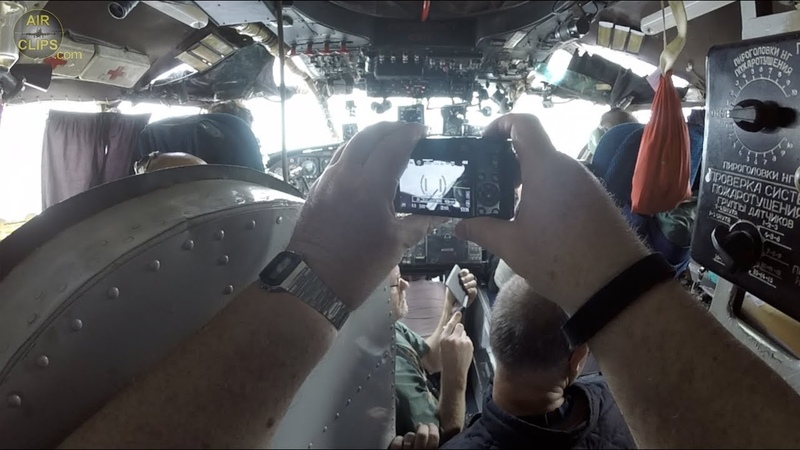 Your Chance to fly Yak-40, Il-76, An-12, An-26, Mi-26, Mi-8 more! Cockpit Clips [AirClips]
