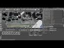 002. Таня Гроттер в Cinema 4D. Редактирование сплайнов. Знакомство с ножом для полигона