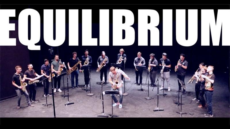 Equilibrium Derek Brown and the ASU Saxophone Choir