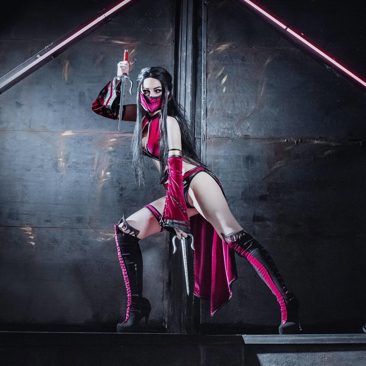 mileena cosplay