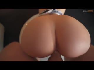 Трахает молодую студентку с шикарной попкой (Секс Порно Домашнее Орал Минет Анал Жесткое Фитоняшка)
