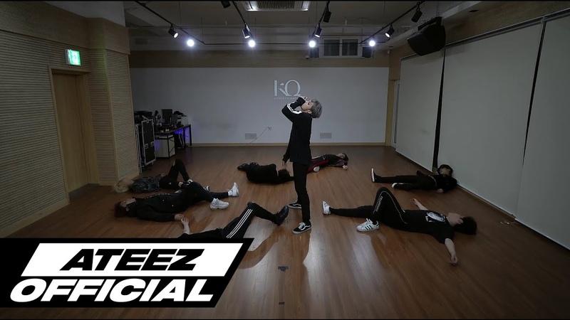 ATEEZ 에이티즈 'HALA HALA Hearts Awakened Live Alive ' Dance Practice