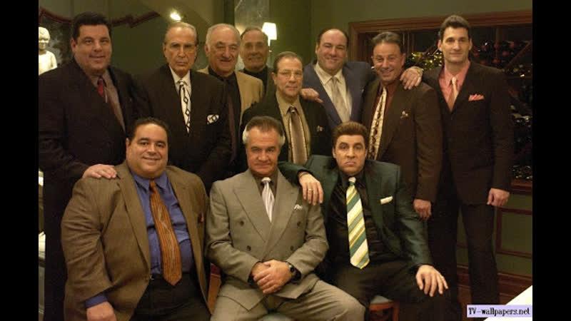 Сериал The Sopranos 4 сезон 4 серия (Goblin) Новый эксклюзивный перевод. Присутствует ненормативная лексика!