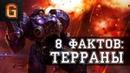 8 фактов: Терраны [Вселенная Starcraft]