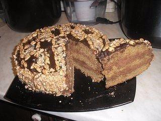 Потрясающий Кофейный торт в мультиваркем - быстро и очень вкусно
