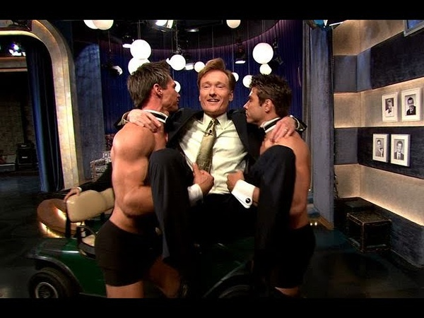 Conan Debunks The Myths Of Late Night - Late Night With Conan OBrien