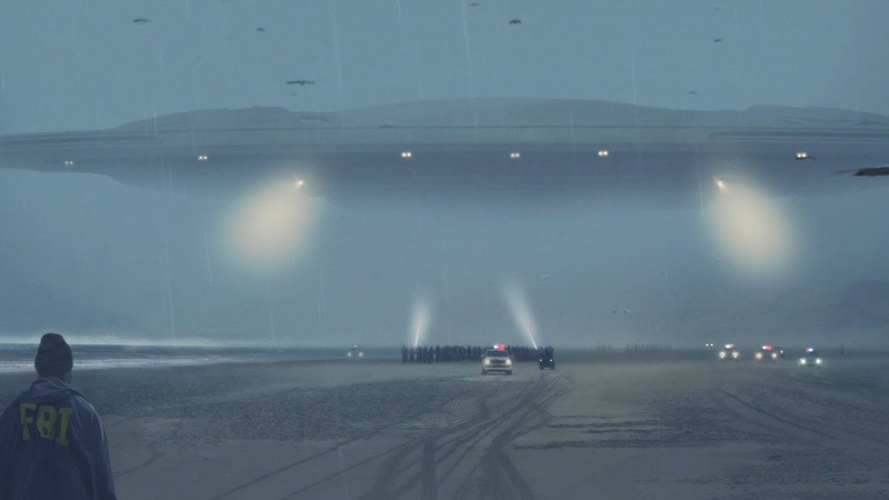 👽 UFO Mothership Spotted by Multiple Witnesses in Oregon CGI
