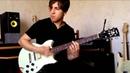 Кино - Спокойная ночь (гитарная партия)