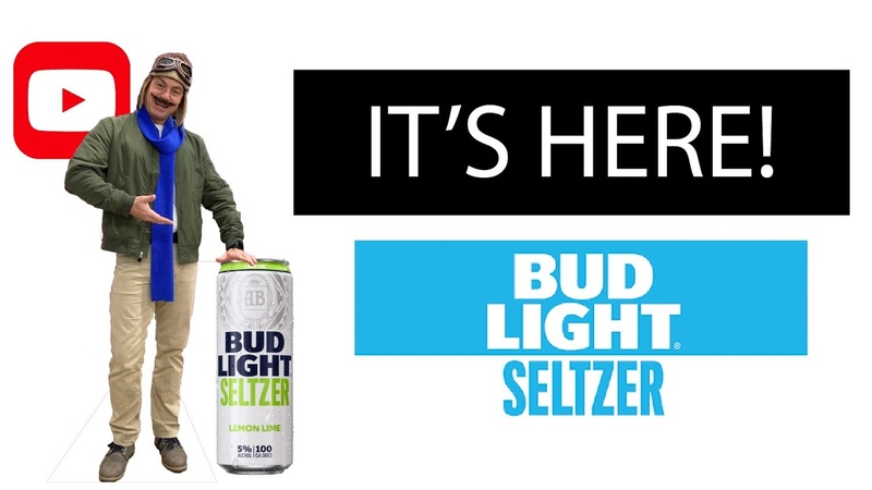 Inside Roger Wilco Episode 5 - Bud Light Seltzers Arive!