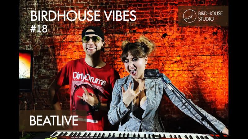 Birdhouse vibes 18 Beatlive liveshow goodmood