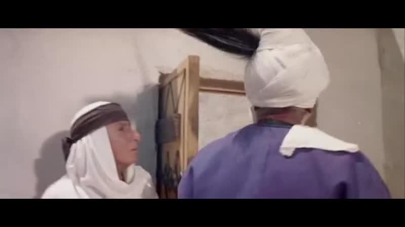 В Багдаде всё спокойно Отрывок из фильма Волшебная лампа Аладдина