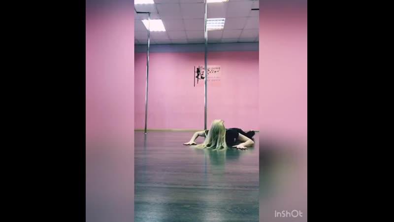 Exotic pole dance Magicdance studio Smolensk