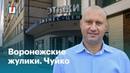 Воронежские жулики Чуйко