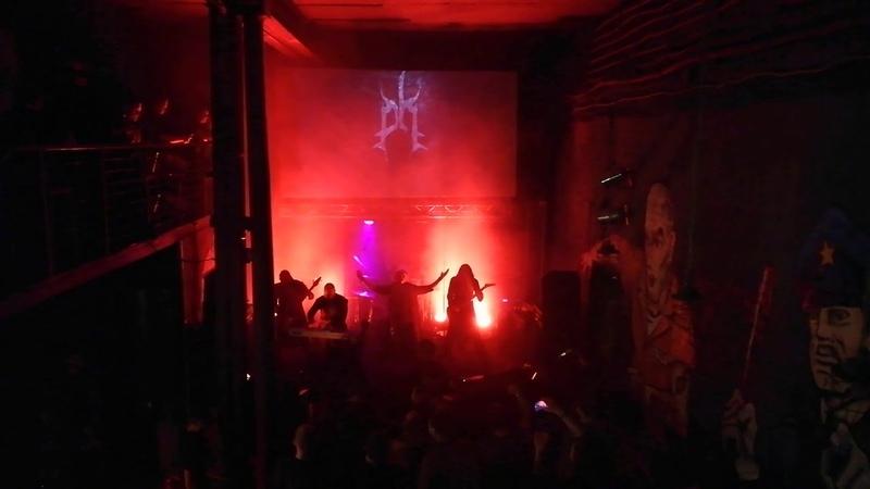 Morpheus Одержимый Смертью Дворец Застывшего Страха live in Alcatraz NN 22 02 2021