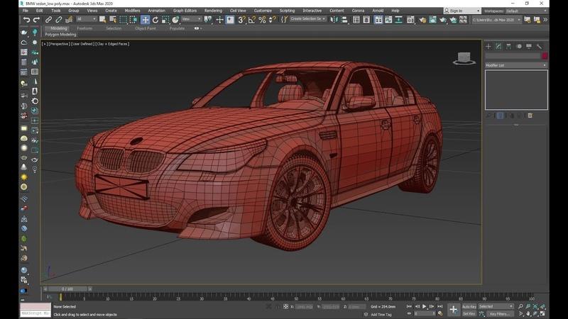 18 3DDDga fayl tayyorlash BMW M5 Material va Render 2 qism