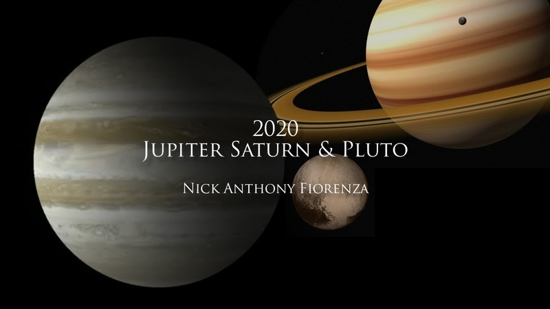 The 2020 Jupiter-Saturn-Pluto Synods - A Societal Reset