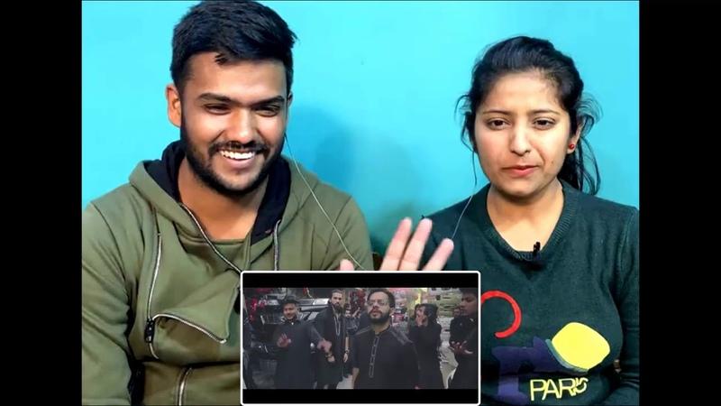 Indian reaction on Pindi Aye Pakistan Rap Song Swaggy d