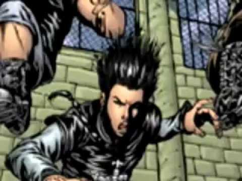 Static X Chaos Comics CD rare video