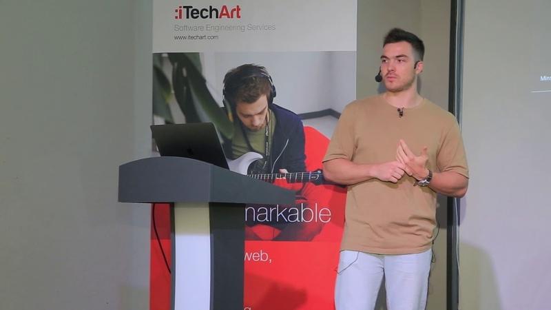 Public API с GraphQL Python Сергей Халецкий EPAM [Python Meetup 14.09.2019]
