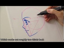 How to draw manga with Sonia Leong (Side View)