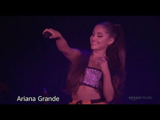 Ariana Grande - Amazon's Unboxing Prime Day Event Full Performance | HD 1080p 60fps