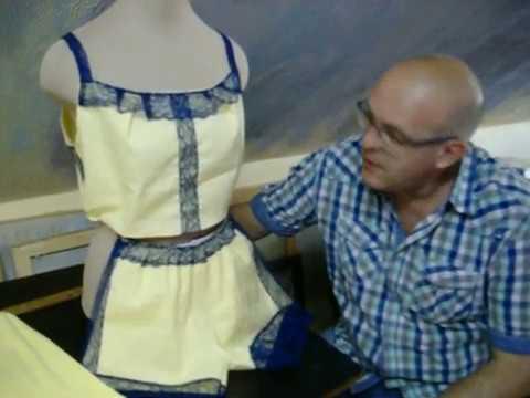 комплект белья для сна в доме моделей одежды Ирина Серебрянная