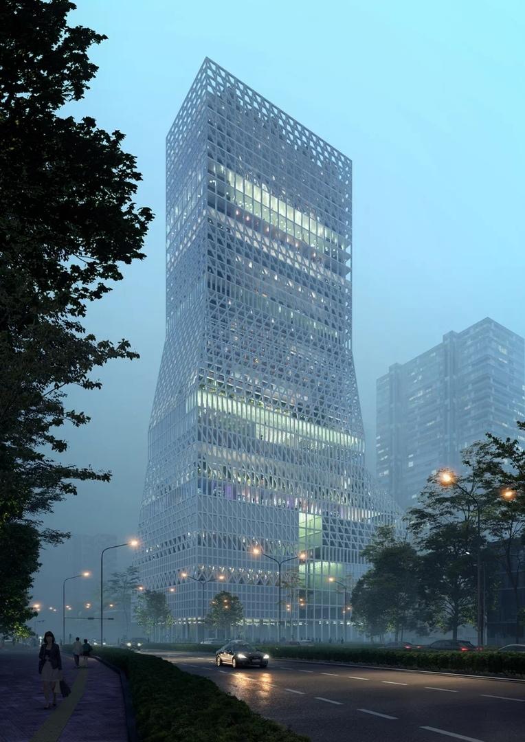 Здание, которое дышит