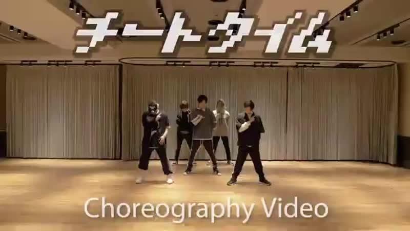 A.B.C-Z - Cheat Time Dance Video